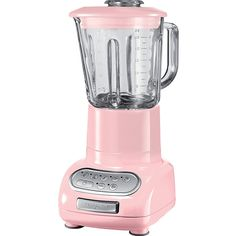 KITCHENAID Artisan blender pink 'cook for the cure' edition found on Polyvore