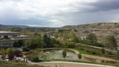 Royal Tyrrell Museum in the Badlands of Alberta ♡