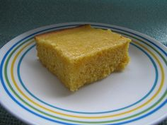 Sweet Corn Bread-trying this tonight!