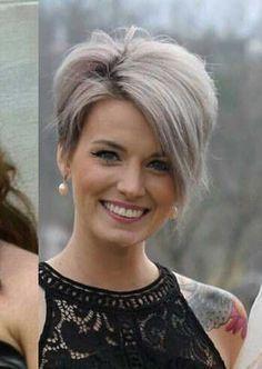 Kurze Frisur Ältere Frauen