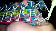awesome how to make a triple single rainbow loom bracelet