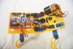 Animal Atto:  Robô Quadrúpede com Arduíno