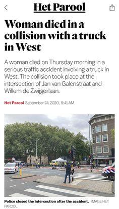 Thursday Morning, Amsterdam, Police, September, Van, News, Vans, Law Enforcement