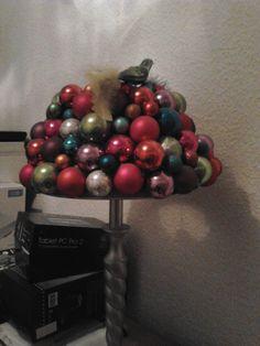 kerstballenlamp