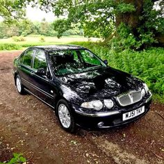 2003 ROVER 45 2.0 TURBO DIESEL BLUE SERVICE HISTORY LOW MILES FULL MOT 60+ MPG Diesel For Sale, Cars For Sale, Bmw, History, Historia