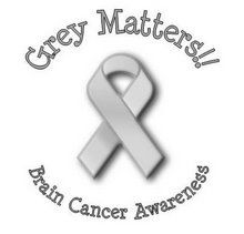 Brain Cancer Awareness Ribbon Childhood