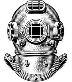 Watermark - creative talent  Illustration by Trevor Powell