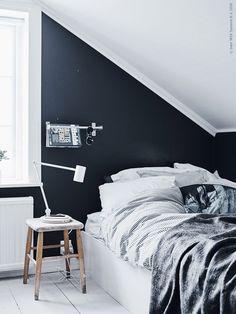 Scandinavian-Style Family Home Decorated With IKEA – Design. Bedroom Design For Teen Girls, Teen Girl Bedrooms, Ikea Design, Design Design, Home Bedroom, Bedroom Wall, Bedroom Ideas, Bed Room, Master Bedroom