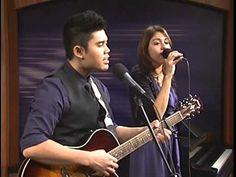 "Jazmin Ramirez & Luke La Madrid | ""Wonderful Merciful Savior"" | www.llbn.tv"