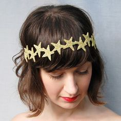 Giant Dwarf Constellation Crown Gold now featured on Fab.