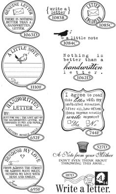Catslife Press - Rubber Stamp Catalog