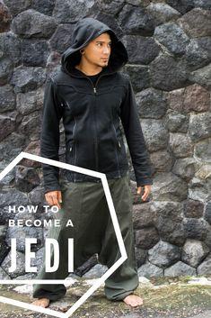 Entdecke Ninja Kimono und Assassins Creed Outfit in unserem Shop. Jedi Outfit, Alternative Men, Alternative Fashion, Goa, Assassins Creed Outfit, Yoga Mode, Apocalyptic Clothing, Jedi Costume, Dark Clothing