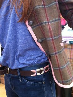10 Best Pioneros polo belts images | Belt, Leather