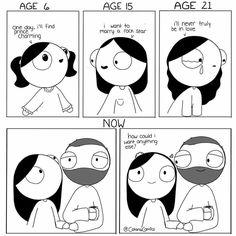 29 Ideas Funny Couple Comics Truths For 2019 Cute Couple Comics, Couples Comics, Cute Comics, Funny Couples, Funny Comics, Couple Cartoon, Cantana Comics, Comics Online, Relationship Comics