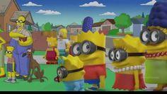 À l'occasion de l'épisode spécial Halloween 2014 des Simspon, les différents personnages ont été dessiné dans différents styles. On retrouve ainsi toute la famille dessinée comme dans le tout premier épisode des Simpson, mais également en version 3D, Manga, Adventure Time, Archer, South Park, Les Triplettes de Belleville (Sylvain Chomet), LEGO puis enfin en Minion du film Moi, moche et méchant.