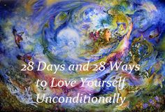 You deserve Love! Join me for 28 days and 28 ways to love. Receive a free, daily, self-love, audio course delivered direct to your inbox, complete with affirmations and methodology that makes it easy to love every part of yourself unconditionally.