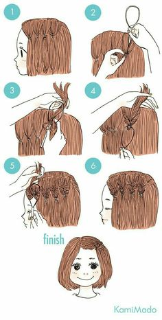 Cute hairstyles for me