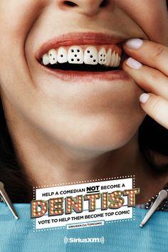 SiriusXM: Dentist | Ads of the World™