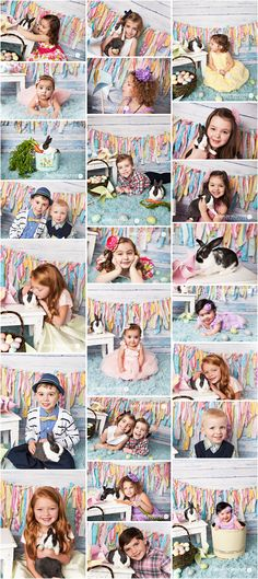 Easter Mini Sessions for Children
