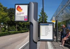 Digital Information System by Dennis van Melick