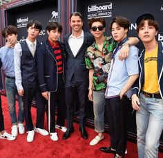 [Picture/Video] BTS Mentioned by other Artist/Public Figure at 2018 Billboard Music Awards Seokjin, Hoseok, Namjoon, Taehyung, Bts Bangtan Boy, Jhope, Jimin, Bts Billboard Music Awards, J Hope Birthday