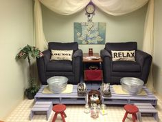 Our new pedicure stations!! | Inspiring Ideas | Pinterest