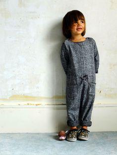 Cute Kids Styling Little Hipster