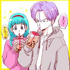Baby Trunks, Vegeta And Trunks, Fanart, Z Arts, Hunter Anime, Son Luna, Dragon Ball Gt, Character Design Inspiration, Otaku Anime