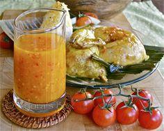 mango-lime chilli sauce