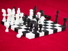 Folding Chess Board #3DThursday #3DPrinting