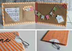 snail mail...gorgeous little package