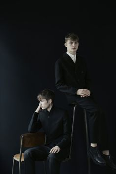 Timothy Kelleher by Julia Hetta for Dior Homme Capsule Collection