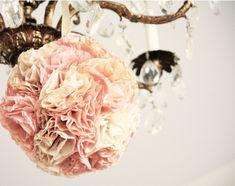 Esferas de flores naturales. Tutorial. |¡Disfrutando en mi hogar!