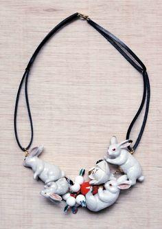 MADRIGUERA necklace - Andres Gallardo