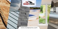 Roof Pros NW a proud Bellevue Roofing Contractor Serving Central Puget Sound has updated their LinkedIN company page.