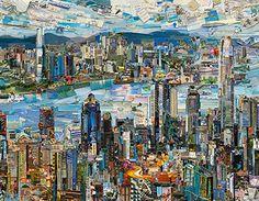 To Do: Vik Muniz at Ben Brown Fine Arts in Hong Kong | Tory Daily