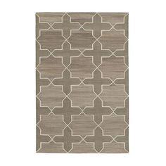 Platinum Westley Cotton Carpet | MADELINE WEINRIB