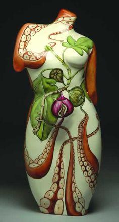 Sculpture by Bridget Harper