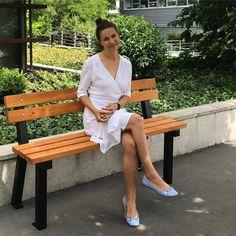 Eve Dress is stunning white