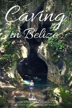 Everything you need to know about caving and tubing in Belize.