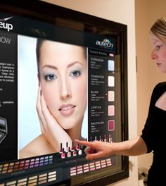 Interactive Digital Signage How can we bring this experience in-store? Utilizing similar technology, Kraft can personalize recipes for shoppers in a fun and engaging way. Technology can be connected to social media outlets i.e., Pinterest.
