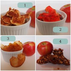 Craft Room Confidential: {Homemade is Better} - Dried Apples and Apple Chips