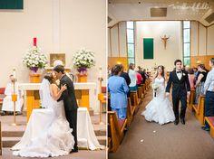Tallahassee Wedding Photographer, Woodland Fields Photography, Catholic Wedding, Blessed Sacrament Church ceremony