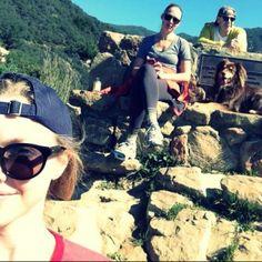 Amanda Seyfried Explores Santa Barbara #celebrity #travel #vacation #blog #california #hiking