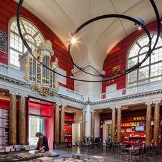 MVRDV's Stedelijk Museum renovation makes way for the historical details, says Nathalie de Vries
