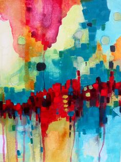 Playing with Paint: Acrylic Series with Chris Cozen