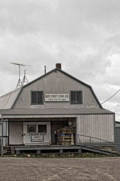 Bay port fish company, best fresh fish, caught that day from our lakes! Always stop when in the thumb!