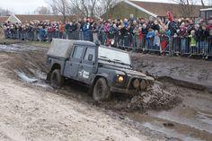 Het horper Hanenbal op Terschelling een jaarlijks terugkerend offroad evenement