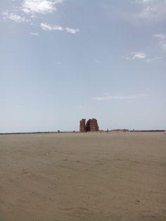 Ladispoli beach