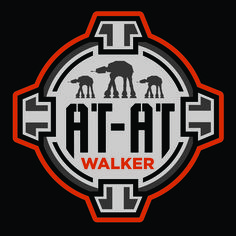 Star Wars Rogue one art. AT-AT Walker from Rogue One. Re-pin for even more exclusive Star Wars Pins!